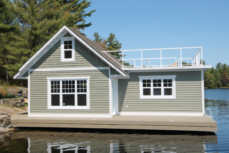 Boat building plans free download quick woodworking projects for Boat house designs plans