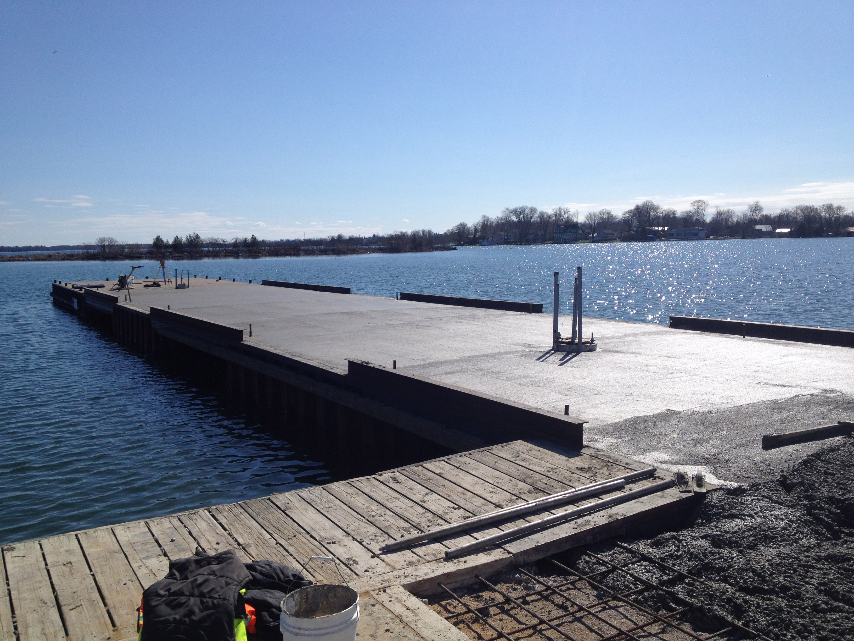 City of Orillia Pier Replacement