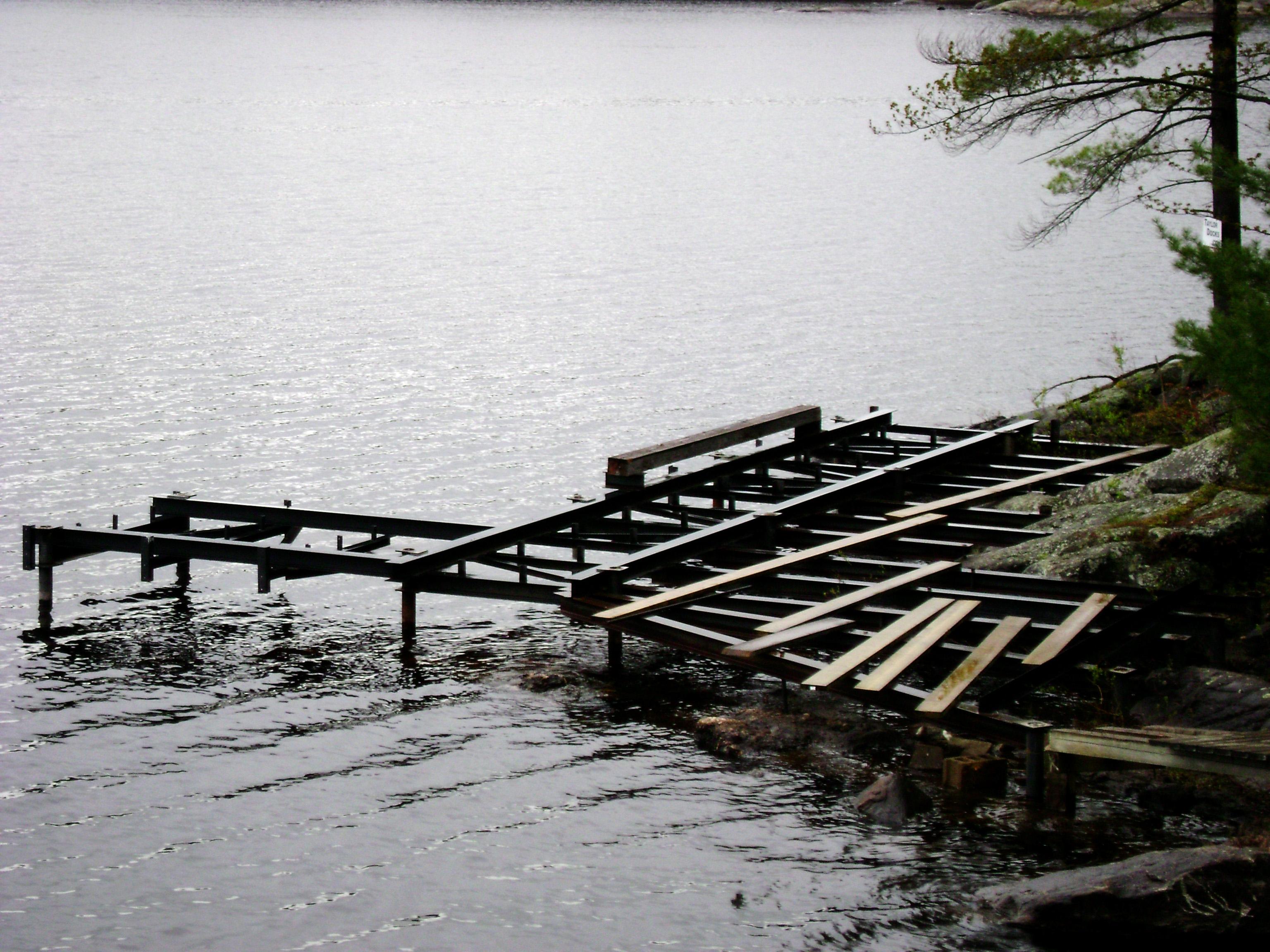 Ryde Lake Pile Dock 02
