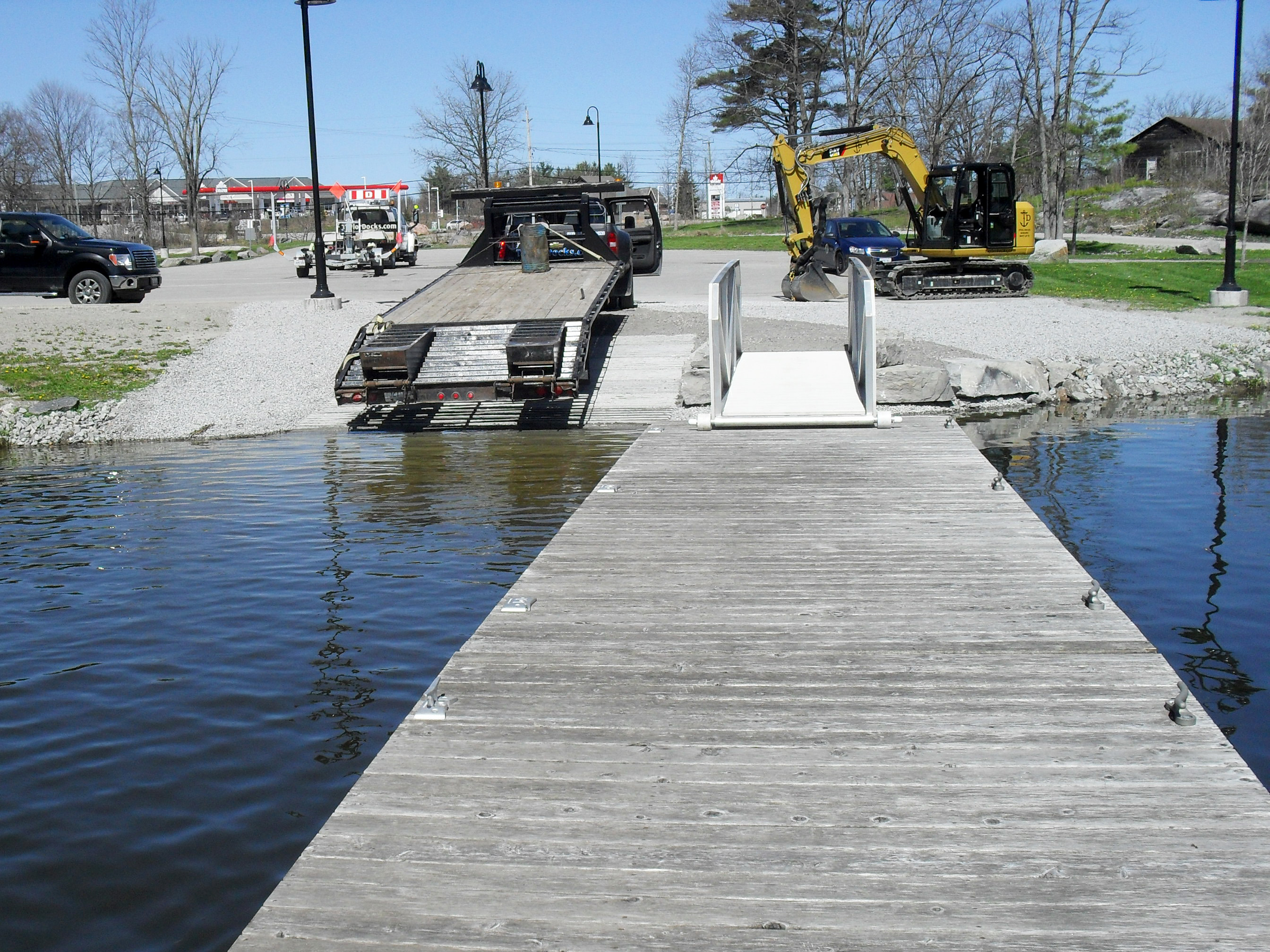 Georgian Bay Township Launch Ramp
